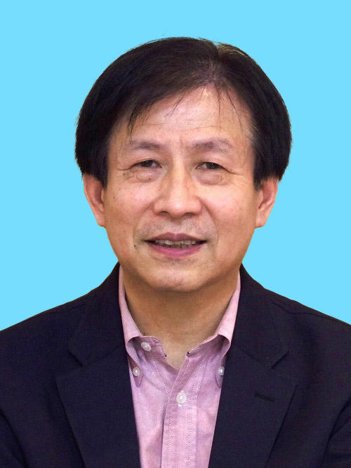 客員顧問・晋鷗芸術学院院長 晋鷗(しんおう)さん(63)