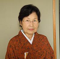 加藤芳珠さん