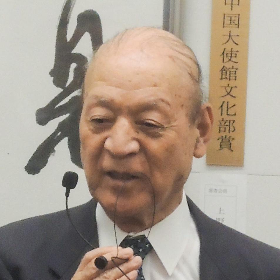 上野鶴陽さん